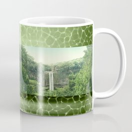Green Paradise Coffee Mug