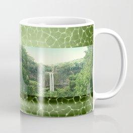 Green Paradise Coffee Mug