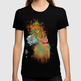 Bubble Gum Funky Girl T-shirt