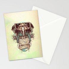 Transcendental Tourist Stationery Cards