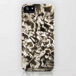 Roman Battle iPhone Case