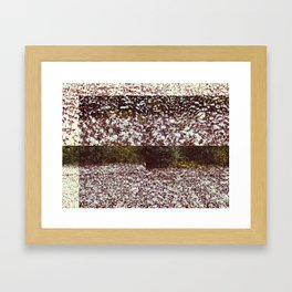 100% cotton Framed Art Print