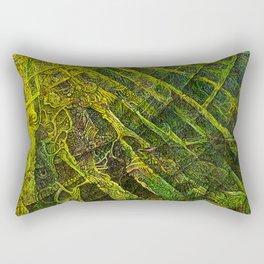 Mayan Awakening Rectangular Pillow