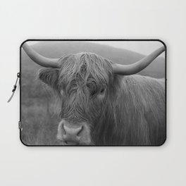 Highland cow I Laptop Sleeve