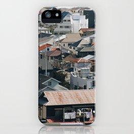 Kamakura, Japan iPhone Case