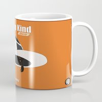 sports Mugs featuring Champ Kind: Sports by BC Arts