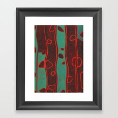 motif 01 Framed Art Print