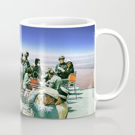No. 1 Galactic Restaurant Coffee Mug