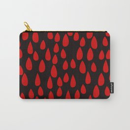 Red Bloods Carry-All Pouch