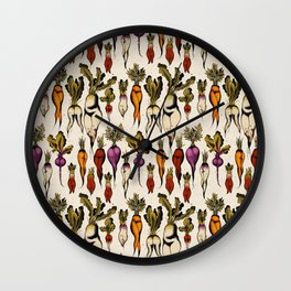 Don't forget your roots Wall Clock