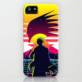 kenpachi zaraki iPhone Case