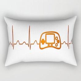 Video games Rectangular Pillow