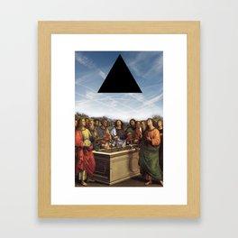 praesagium Framed Art Print
