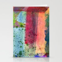 water color Stationery Cards featuring water color by Pao Designs