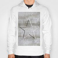 solid Hoodies featuring Solid Star by LebensART