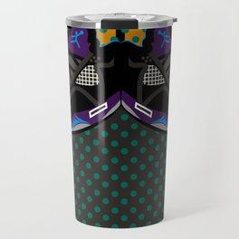 AIR JORDAN 5 BLACK Travel Mug