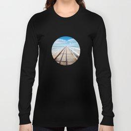 Pier sky 4 Long Sleeve T-shirt