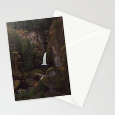 Wahclella Falls Stationery Cards