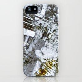 Dolerite 03 iPhone Case