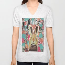 Hoppiness. Unisex V-Neck