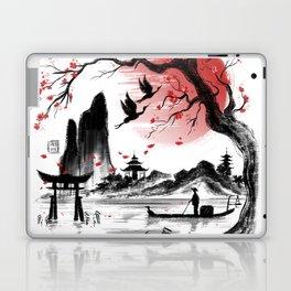Japan dream Laptop & iPad Skin