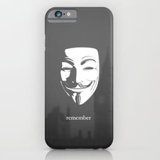 Guy Fawkes iPhone 6s Slim Case