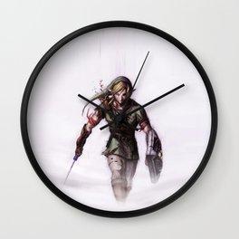 zelda Wall Clock