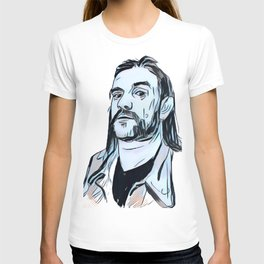 Lemmy is god T-shirt