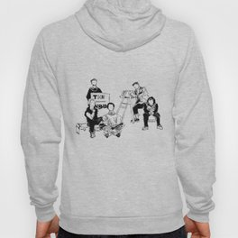 The neighbourhood: band Hoody