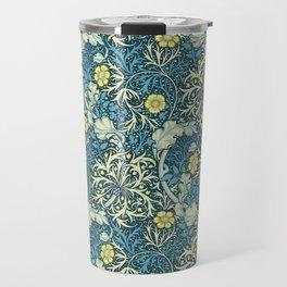 "William Morris ""Seaweed"" 1. Travel Mug"
