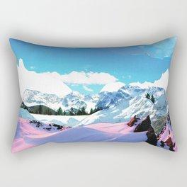 Experiment am Berg 33 Rectangular Pillow
