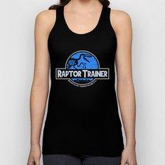 Raptor Trainer Unisex Tank Top