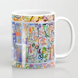 Shamanic Painting 1-9 Coffee Mug