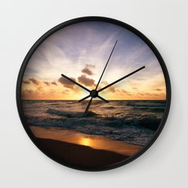 The Muses Love Morning Wall Clock