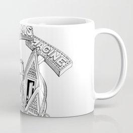 IN DREAMS (mug) Coffee Mug