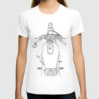 motorbike T-shirts featuring Motorbike by Jessica Slater Design & Illustration