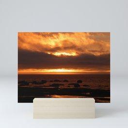 Sensational Sunset Mini Art Print