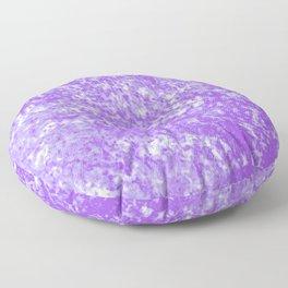 Purple Pastel Texture Floor Pillow