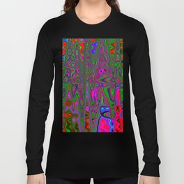 Psychedelic Happened Long Sleeve T-shirt