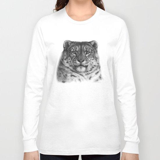Snow Leopard G078 Long Sleeve T-shirt