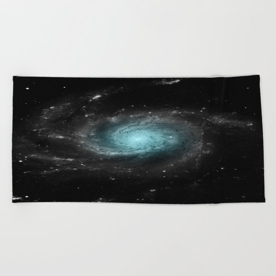 Pinwheel Galaxy Beach Towel