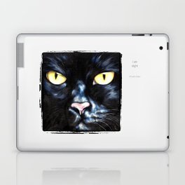 I am Night Laptop & iPad Skin