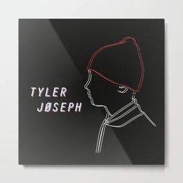 Tyler Metal Print