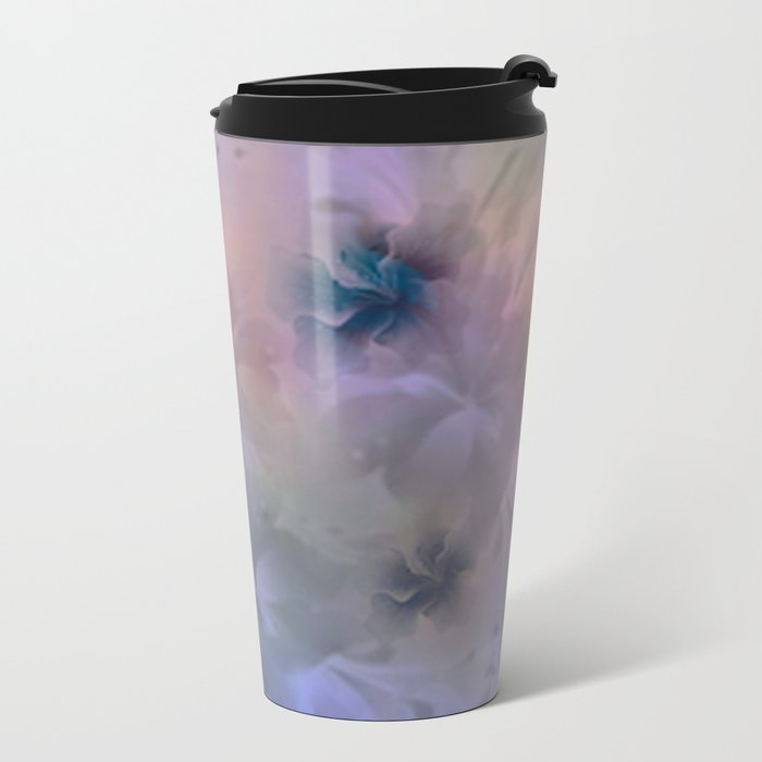 Hummingbird Dreams Metal Travel Mug