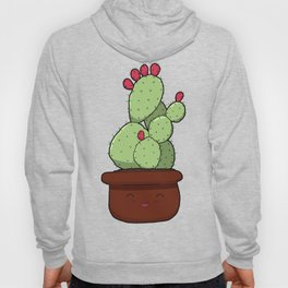 Cheery Cactus Hoody