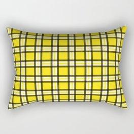 As If, It's Plaid Rectangular Pillow