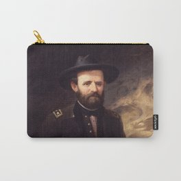 Portrait of Ulysses S. Grant Carry-All Pouch