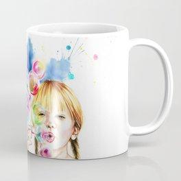 The bubble unicorns Coffee Mug
