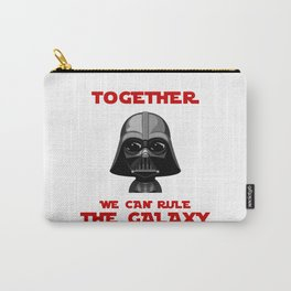 Star - Together we can rule te galaxy - Wars Carry-All Pouch