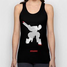 Metal Gear Solid - If you understand this .. it hurts (2) Unisex Tank Top